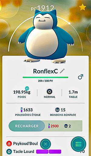 Ronflex 98 XS